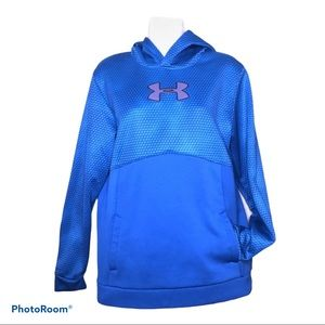 UnderArmour Youth Storm Logo Hoodie pullover XL
